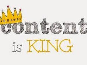 Nói content is king và những điều bạn nên biết
